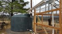 rainwater stoage tank