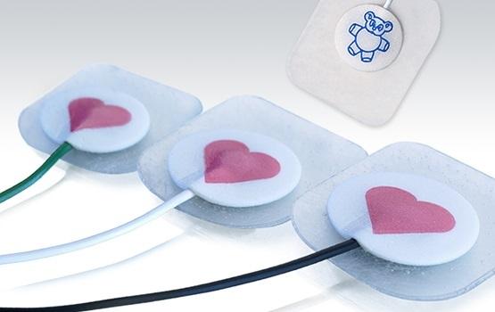 ECG Electrodes Pediatric Neonatal