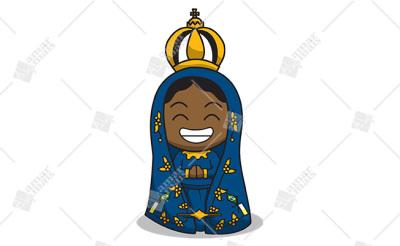 Nossa Senhora Aparecida - Cód.: 1206