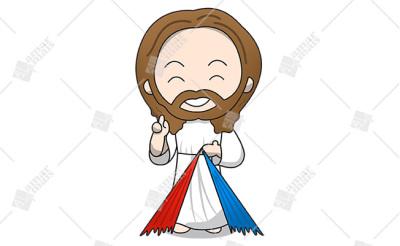 Jesus Misericordioso - Cód.: 1212