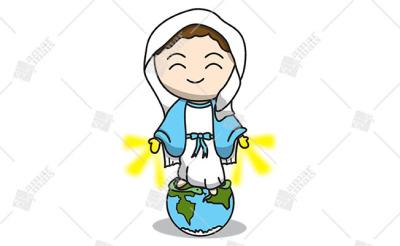 Nossa Senhora das Graças - Cód.: 1208