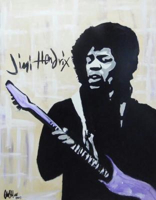 Jimi The Greatest