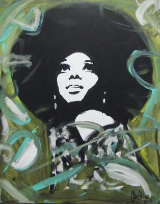 Diana Ross piece