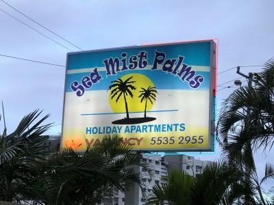 Sea Mist Palms