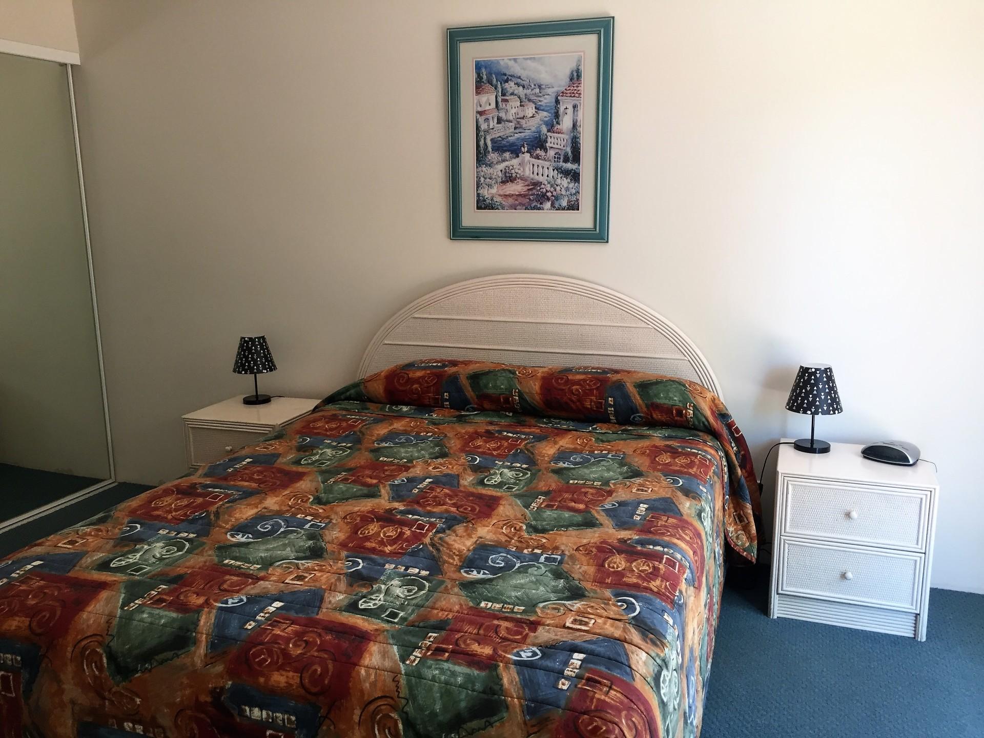 Main Bedroom Economy apartment