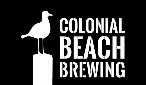 Logo design for Colonial Beach Brewing Co.