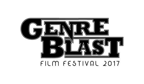 Logo design for Genre Blast Film Festival
