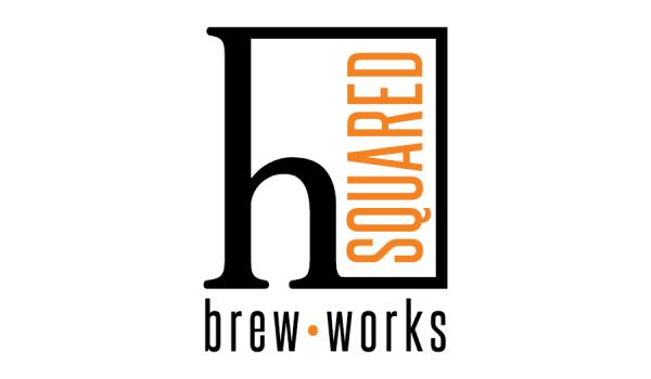 Logo design for H Squared Brew Works