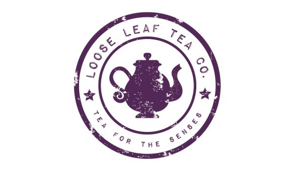 Logo design for Loose Leaf Tea Co.