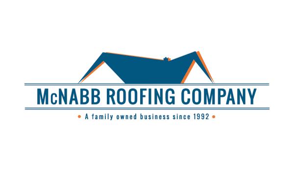 Logo design for McNabb Roofing