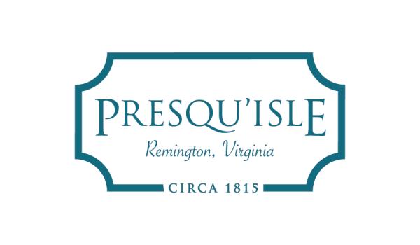 Logo design for Presq'isle Historic Estate