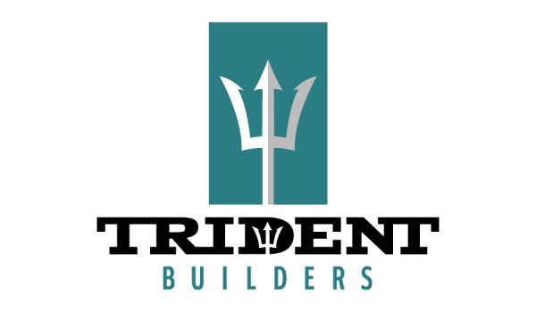 Logo design for Trident Builders