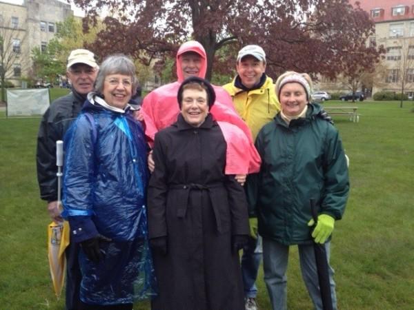 Charity Walks