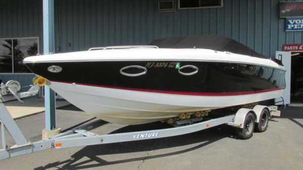 2005 Cobalt 255 Sport Cuddy - with Trailer