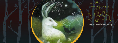 The Hare in the Moon: Just Around the Corner