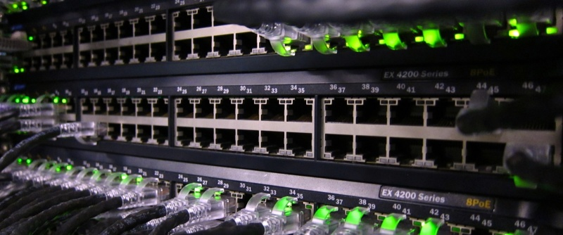 Network Switches and Servers