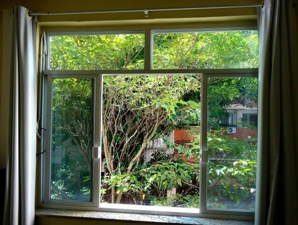Vista da sala / View from Living Room