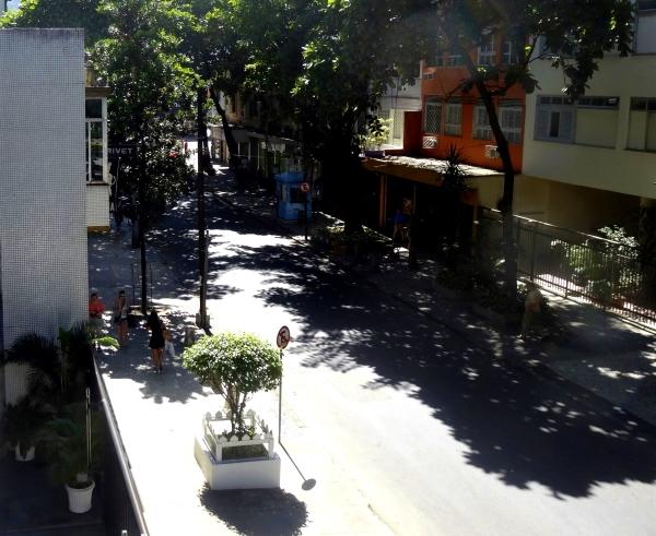 Vista do Quarto Room 2