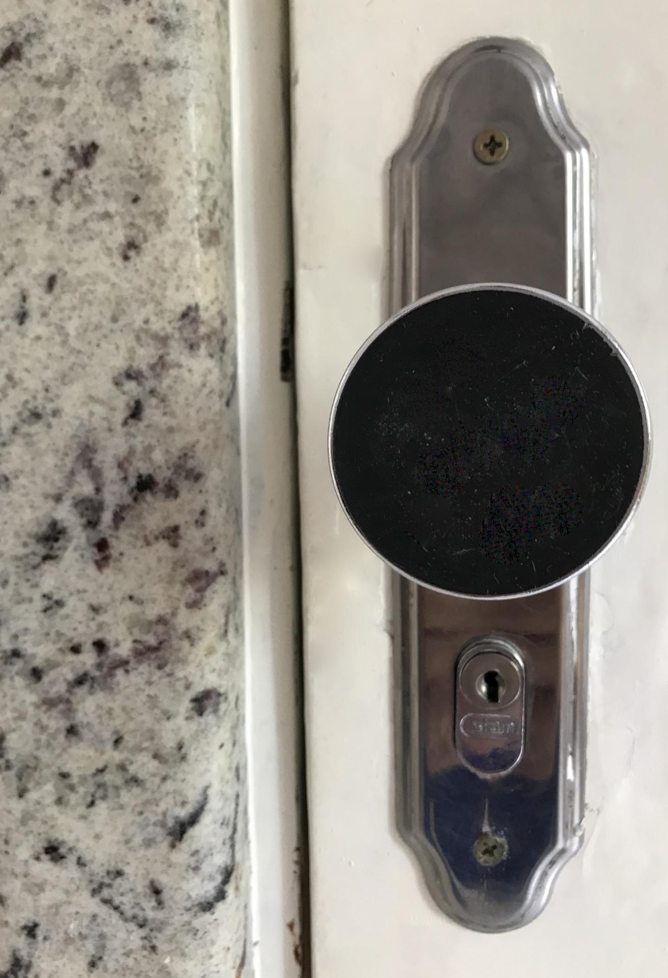 Entrada Granito / Door knob Granit