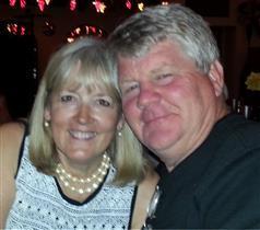 Lanny and Barb Stumbo