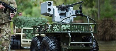 Military Robotics & Drones