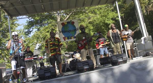 Proverbs Reggae Band