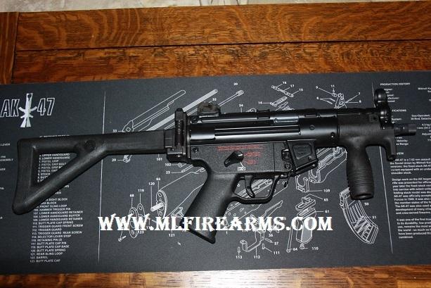 H&K MP5K $6,500