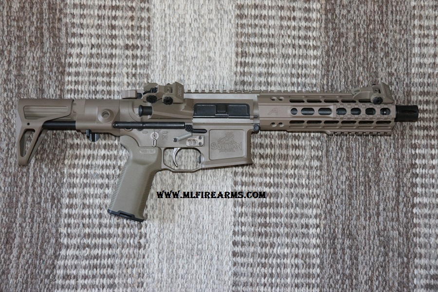 SanTan Tactical SBR 5.56