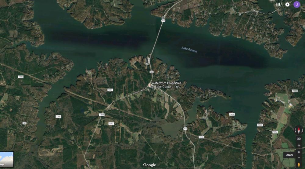Waterfront Properties at Lake Gaston Realtors- Lake Gaston