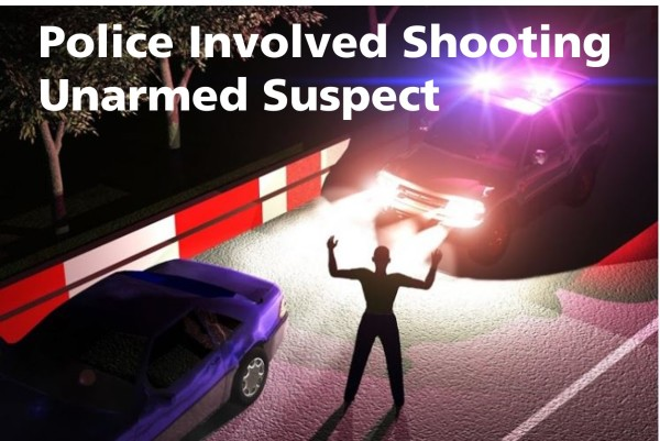 Police Shooting - Unarmed Suspect