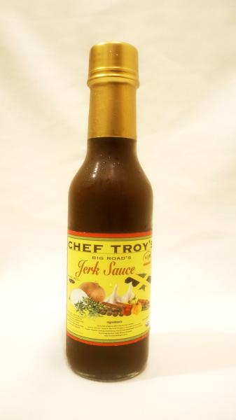Chef Troy's Jerk Sauce