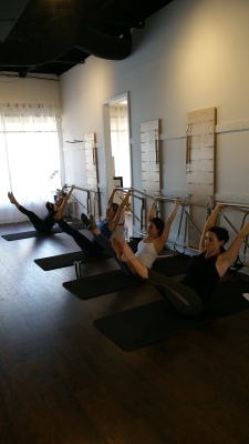 COREmotion Pilates Group Classes