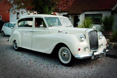 Vanden Plas Princess Limousine