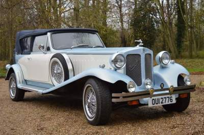 1930's style Beauford Tourer