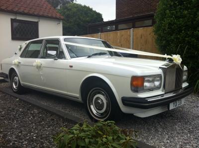 1980's Rolls Royce Silver Spirit