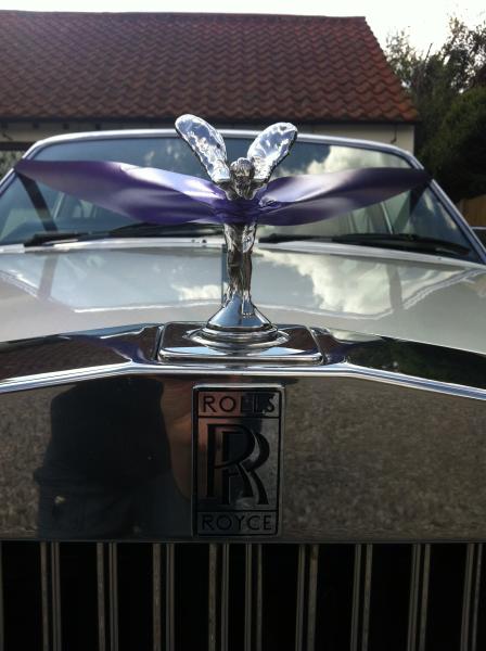 1980s Rolls Royce