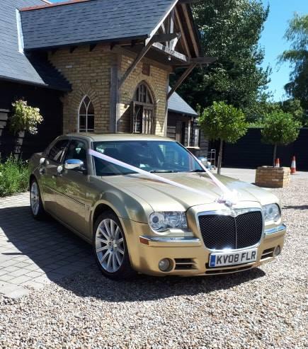 Gold 300C decorated