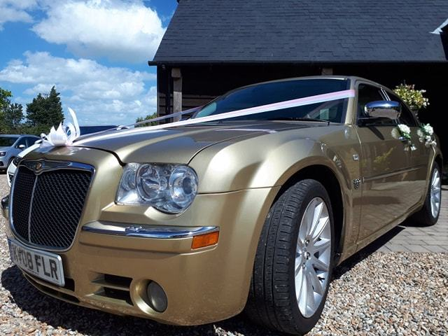 300c front view
