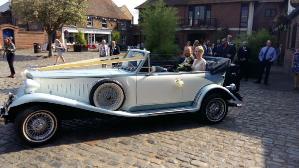 Beauford at Sandwich Giuldhall
