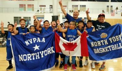 North York 2007 Division NABA Intercity Champion (Detroit)