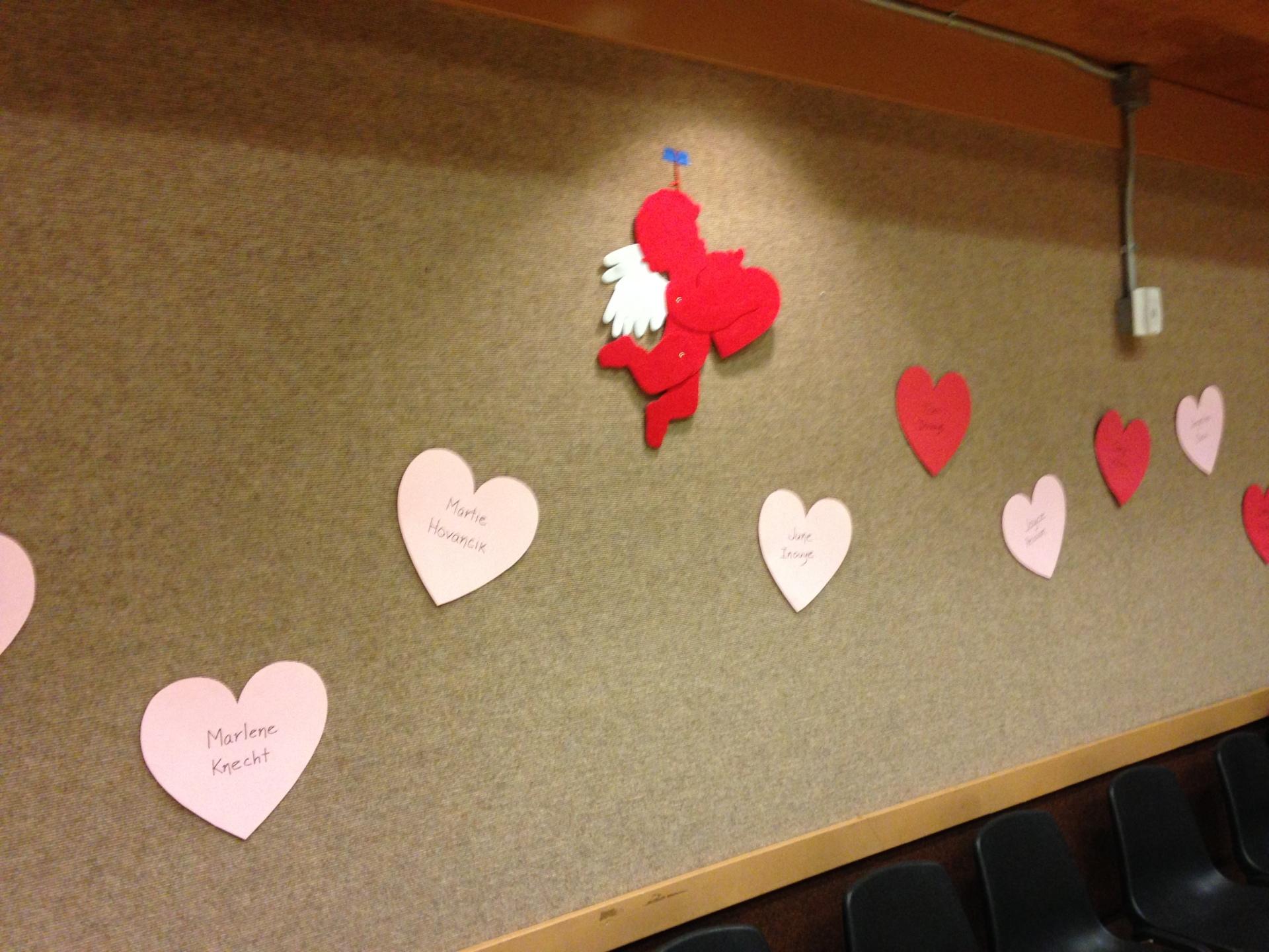 Members Hearts