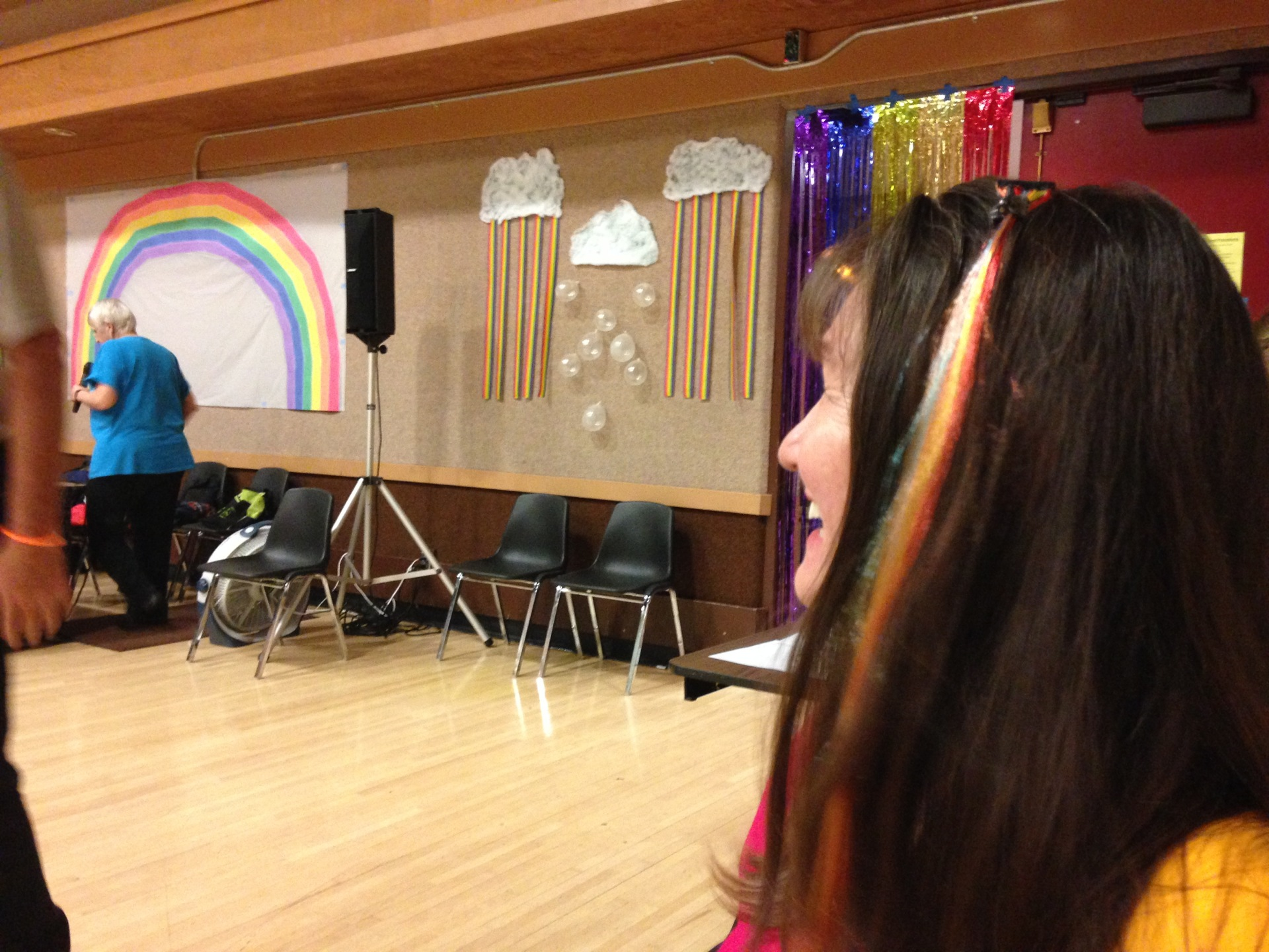Rainbows & Raindrops Dance -10
