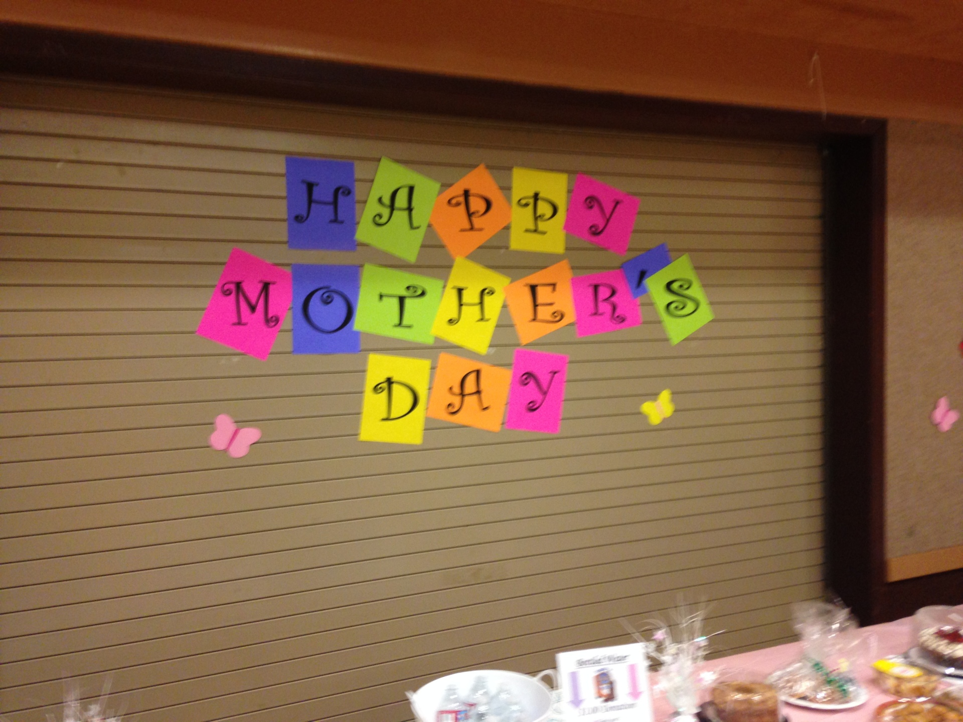 Mother's Day/Bake Sale Dance -01