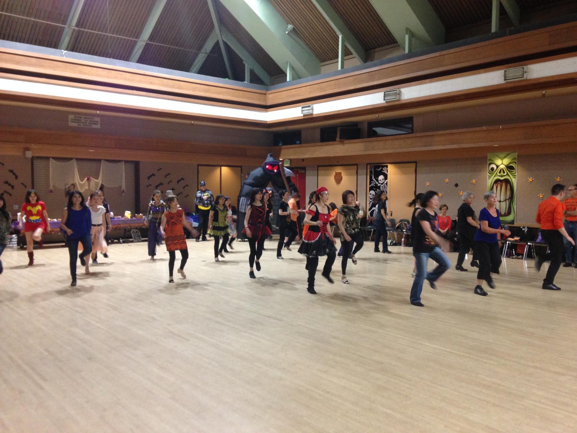 Halloween Dance -42