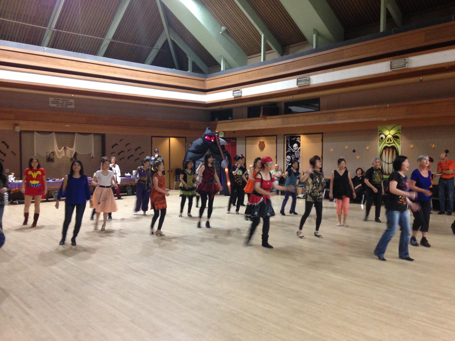 Halloween Dance -44