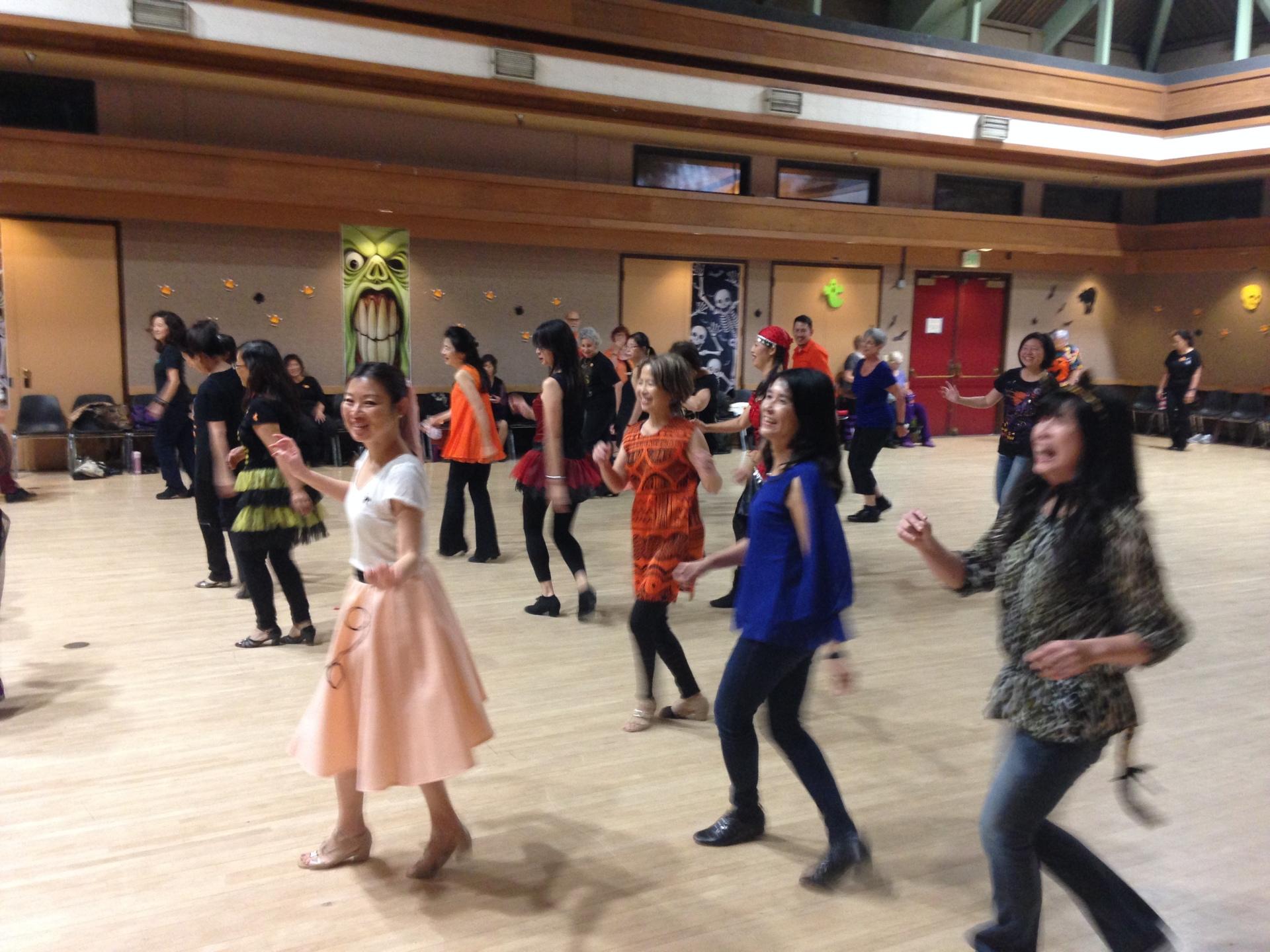 Halloween Dance -45