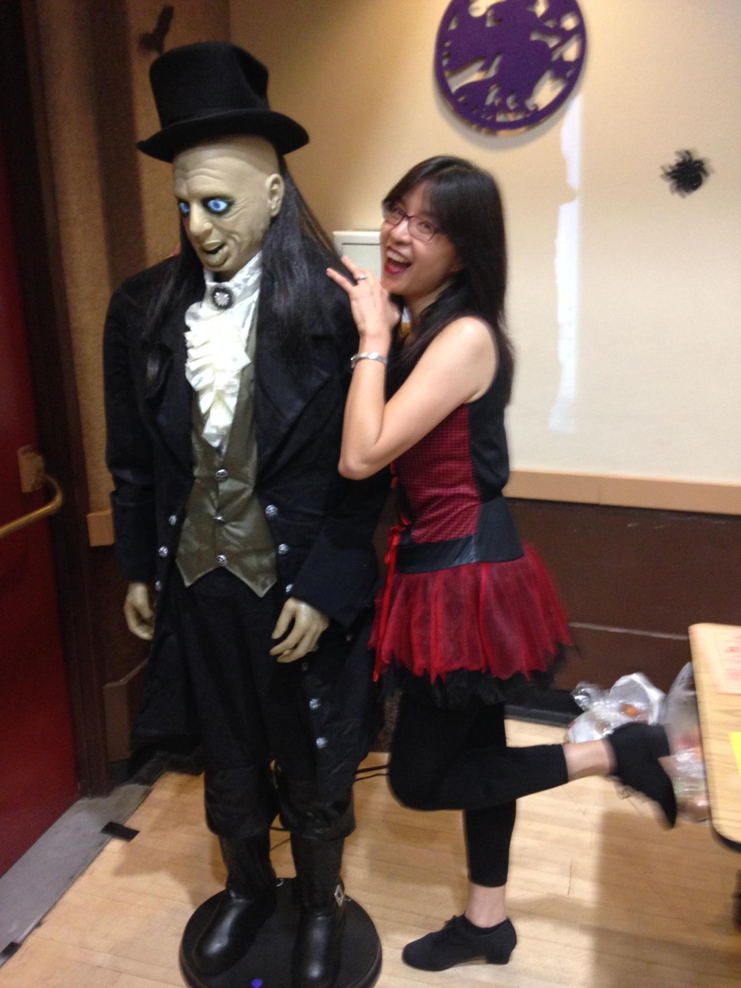 Halloween Dance -54