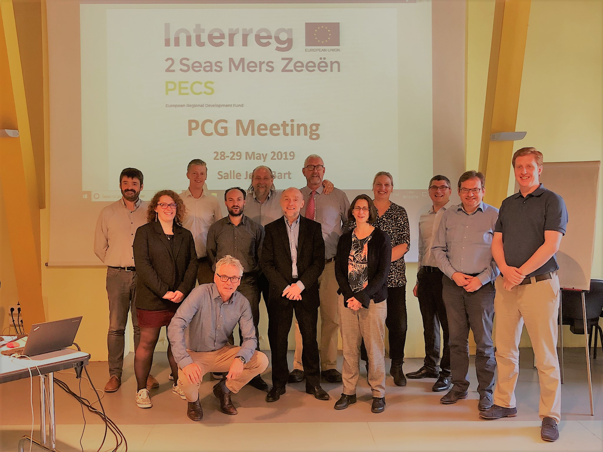 PECS-partners meet up @Lille for project overview meeting