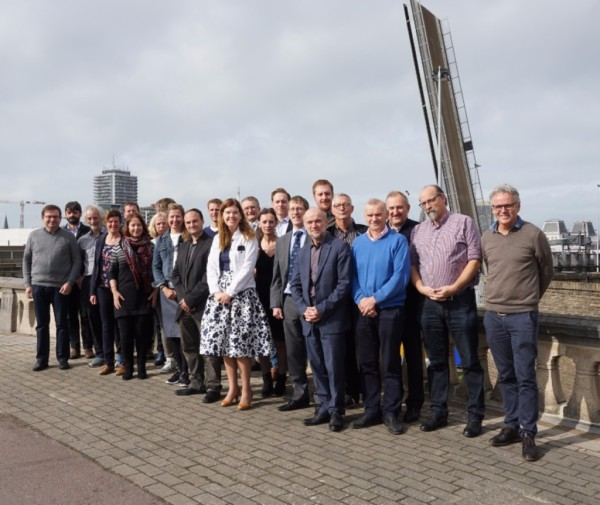 PECS kicked off with the first project meeting in Ostend (BE)