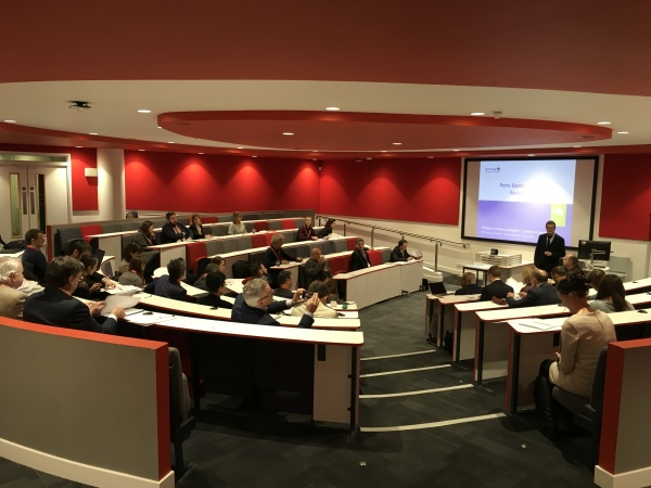 Successfull PECS Opening Conference at Southampton